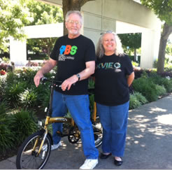 KVIE bike share